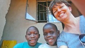 Uganda-BonnieSelfie