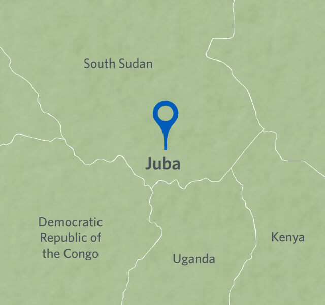 Juba Teaching Hospital Health eVillages