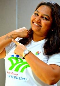Sangeeta Ghadge