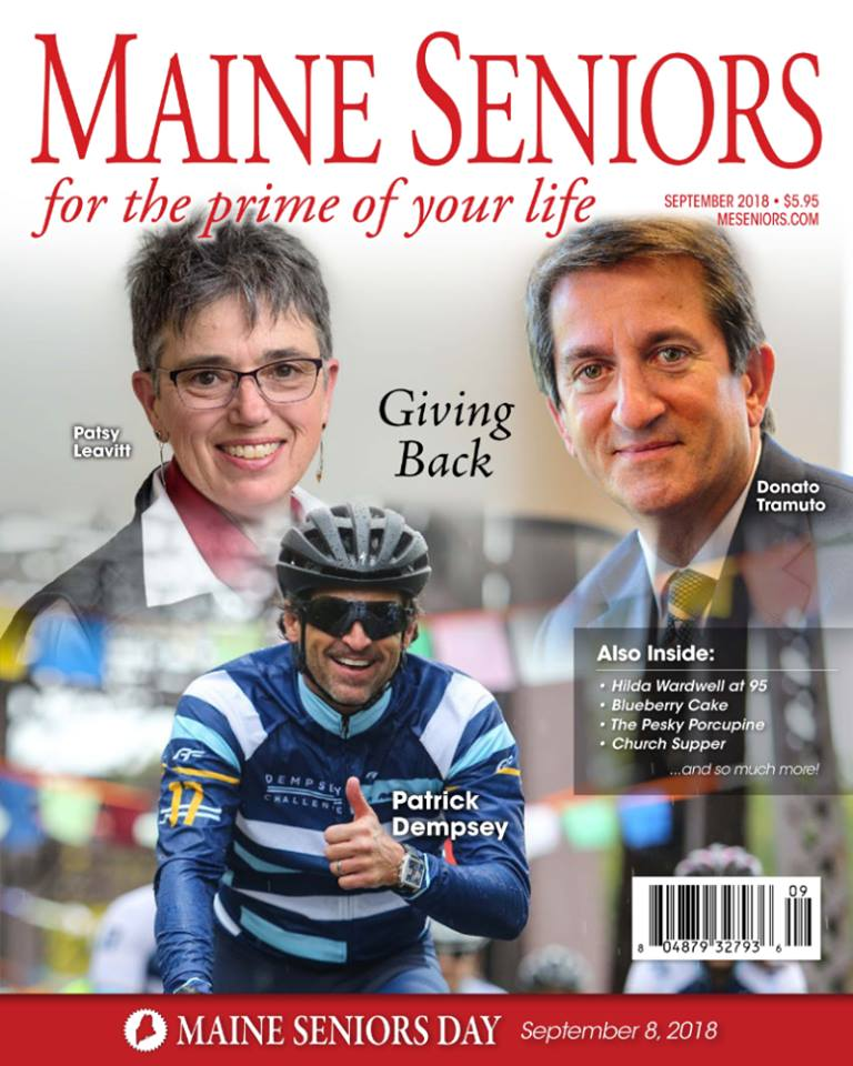 September 2018 Maine Seniors Magazine