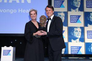 Health eVillages Board Member Glen Tullman Receives 2019 Robert F. Kennedy Ripple of Hope Award in New York