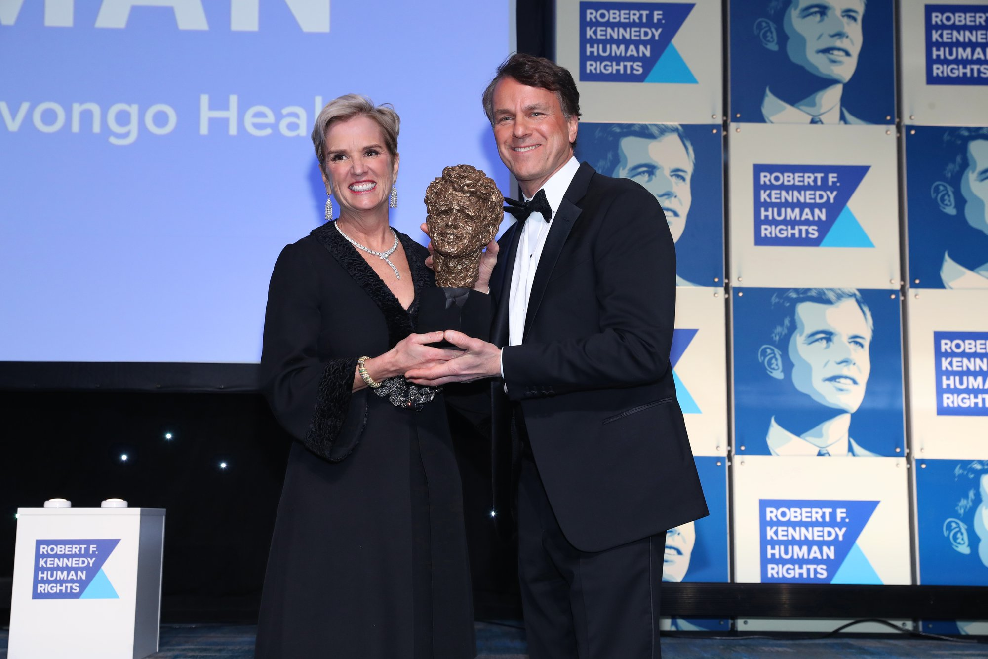 Health eVillages Board Member Glen Tullman Receives 2019 Robert F. Kennedy Ripple of Hope Award in New York