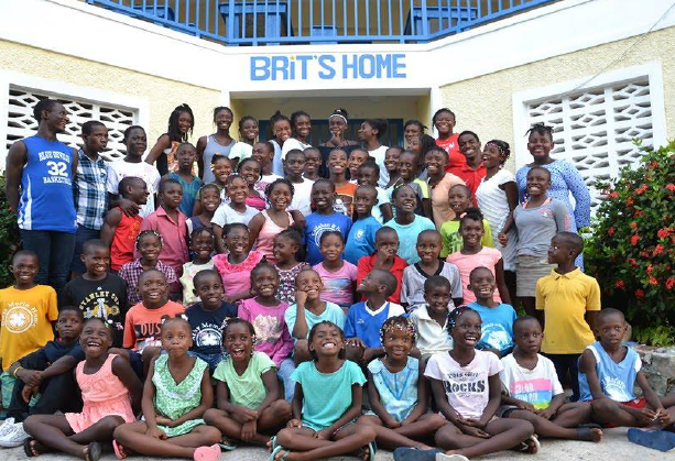 Be Like Brit and Regis College Support the Grand Goave Community in Haiti By Providing Quality Care and Mentorship
